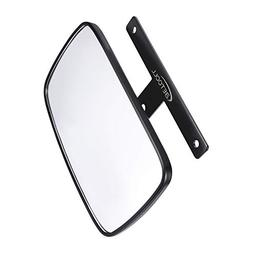 BETOOLL Golf Cart Wide Panoramic Rear View Mirror for Ez Go,