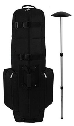 CaddyDaddy Golf CDX-10 Golf Bag Travel Cover with North Pole