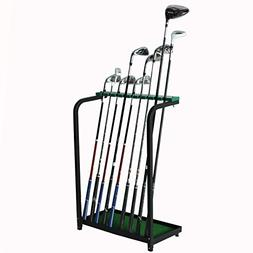Kofull Golf Club Display Stand Rack Durable Metal Storage 9