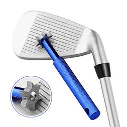 Golf Club Groove Sharpener Tool with 6 Cutters, Vancle Golf