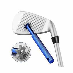 Golf Club Groove Sharpener Tool with 6 Cutters Vancle Golf C
