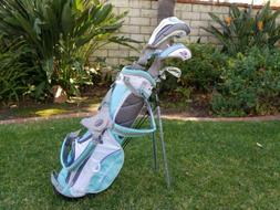 Cobra Golf Club Set for kids Junior Jr Girls 6 clubs  NEW