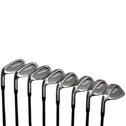 Ginty Golf Clubs Altima Complete 8-Piece XL Big & Tall Men's
