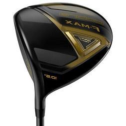 Cobra Golf Clubs Left-Hand F Max Driver, 10.5* Graphite Supe