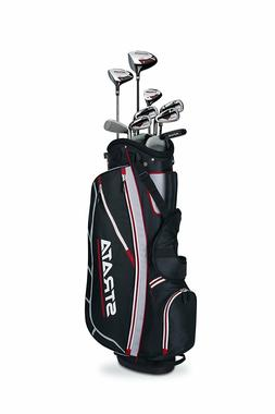 Callaway Golf Clubs Left Hand Set For Men With Bag Complete