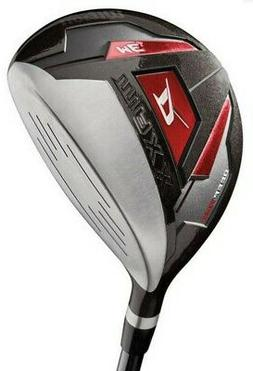 Wilson Golf Clubs Men's Deep Red Maxx Fairway Wood,  #3WGrap