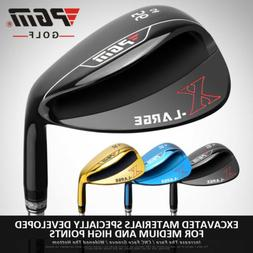 PGM Golf Clubs Mens Sand Rod Square Strike Wedge for Men & W
