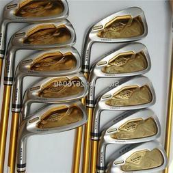 Golf Clubs HONMA S-03 4 Star GOLF Iron Clubs Set Golf Driver