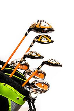Droc Men 12 PCS Golf Clubs Set & Golf Bag LH