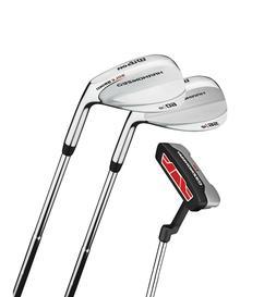 golf clubs short game set left hand