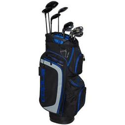 NEW Cobra Golf XL 13 Piece Complete Set w/ Bag, Irons, Drive