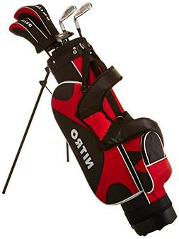 Nitro Golf Crossfire Junior Complete 8 Piece Set , Ages 9-12