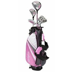 MacGregor Golf DCT Junior Girl Golf Clubs Set with Bag, Righ