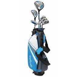 MacGregor Golf DCT Junior Golf Clubs Set with Bag, Right Han