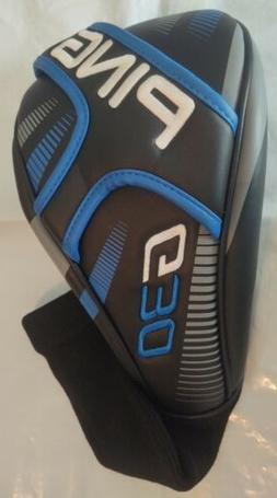 Ping Golf G30 Black/Blue Driver Headcover Head Cover- New!!