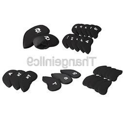 StillCool Golf Head Covers 10PCS Club Iron Putter Headcovers