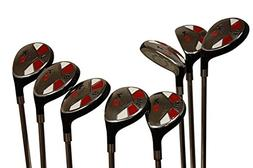 Senior Ladies Golf Clubs All Hybrid Set 55 Years Womens Righ