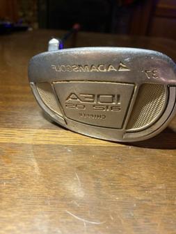 Adams Golf Idea a12 OS Chipper 37° Stiff Flex Golf Pride Gr
