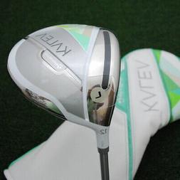 TaylorMade Golf Kalea - LADIES LEFT HAND - 12º Driver Ultra