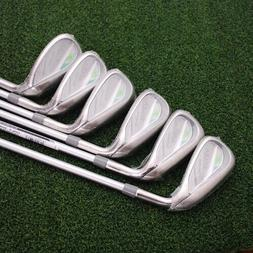 TaylorMade Golf Kalea Womens Irons - LEFT HAND - 6-SW NEW