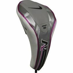 Nike Golf Ladies VR-S STR8-FIT Driver w/ Tool Silver/White/M