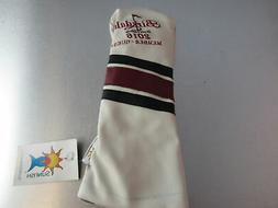 Sunfish Golf Leather DRIVER HEADCOVER Birkdale Golf Club 201