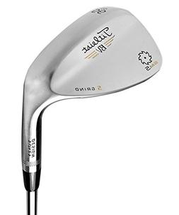 New Titleist Golf- LH Vokey SM5 Tour Chrome Wedge 56*/14* F