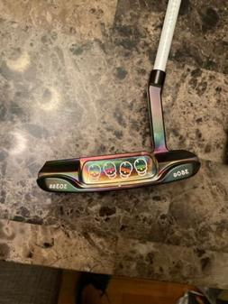 Swag Golf Limited 1 Of 55 OPAL Handsome One Putter With Matr