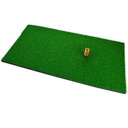 "SUMERSHA Golf Mat 12""x24"" Residential Practice Hitting Mat R"
