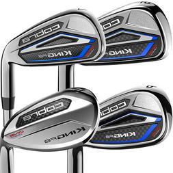 Cobra Golf Men's King F8 'One Length' Iron Set ,  Brand New