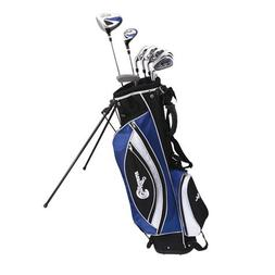 "Confidence Golf YOUTH -1"" POWER Hybrid Set & Stand Bag"