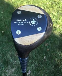 Louisville Golf Pro B.E. 2.0 Series 10.5* Persimmon Driver -