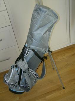Adams Golf Ladies Speedline Plus Set, Right Hand, Gray/White