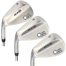 e36bff9ba356 Ram Golf Pro Spin 3 Wedge Set - 52° Gap