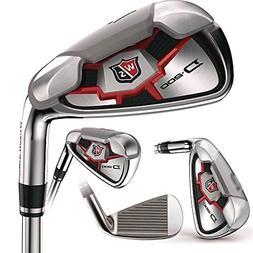 Wilson Golf- Staff D200 Irons 8 Iron Set
