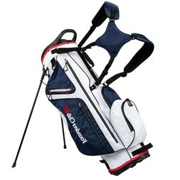 Founders Club Golf Stand Bag for Walking 14 Way Organizer To