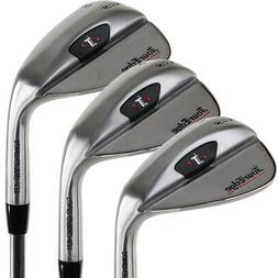 Tour Edge Golf TGS 3-Piece Wedge Set  Approach, Sand & Lob -