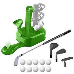 Golf Toy Set Kids Golf Clubs Kids Golf Set Toddler Golf Set