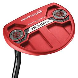 TaylorMade Golf TP Red-White Ardmore Putter with SuperStroke