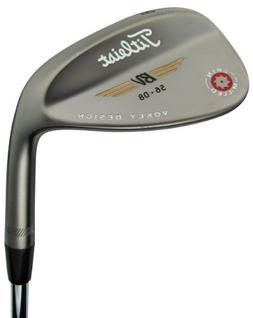 Titleist Golf- Vokey Spin Milled Black Nickel Wedge