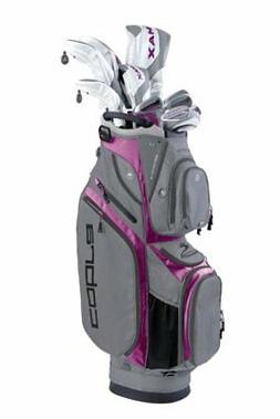 COBRA Golf Women's F-Max Complete Package Set NEW 2019 White
