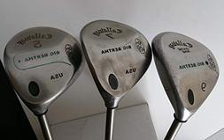 Ladies Golf Woods Set Callaway Big Bertha Gems 5,7,9 Wood Ge