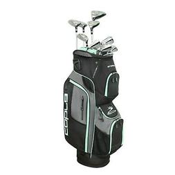 Cobra Golf XL Speed Women's Complete Set Black-Mint RH BX382