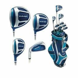 Top Flite Golf XL Women's Complete Box Club Set Ladies Teal