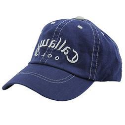 Callaway Golf X-Series Junior Fitted Cap Hat - Navy