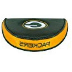 Green Golf Club Head Covers Bay Packers Mallet Putter Sports