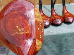 Wilson Head Speed Fore Weight Golf Clubs RH Set Refurbished