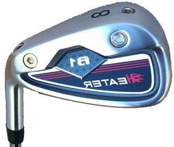 Heater B1 IRON Golf Clubs 3-PW Taylor Fit Stiff Assembled At