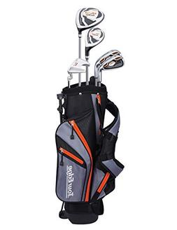 Tour Edge HL-J Junior Complete Golf Set with Bag  Orange