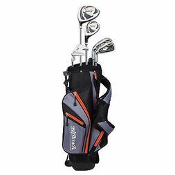 Tour Edge HL-J Junior Complete Golf Set with Bag 5-8 YRS